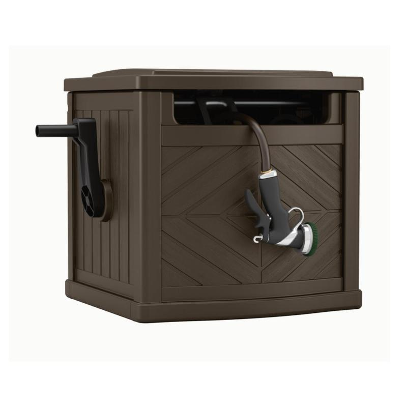 Ft Hideaway Storage Cabinet For Watering