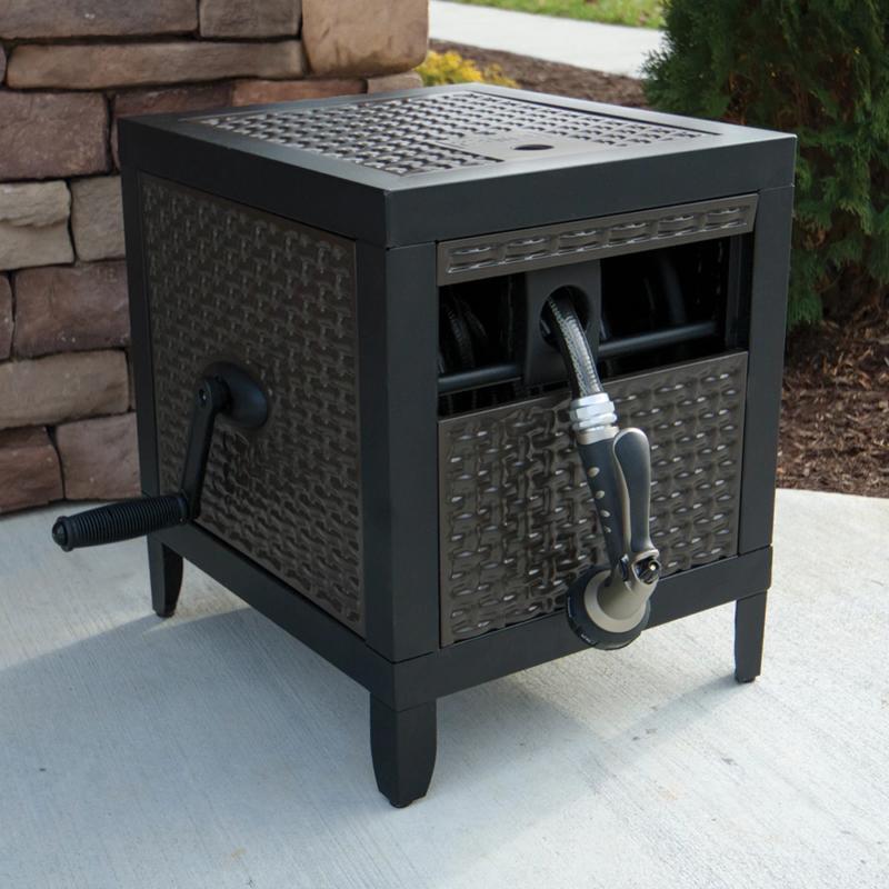 Reel Hideaway Garden Watering