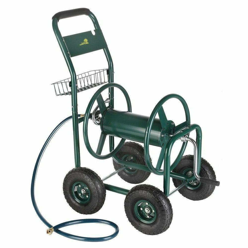 new garden heavy duty water hose reel