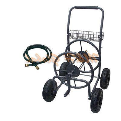 Portable Garden Hose Reel Reels 5/8 inch