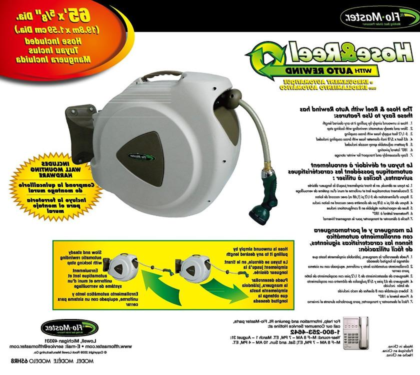 Retractable Auto White