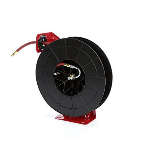 50-Feet Driven Reel for Air/Water
