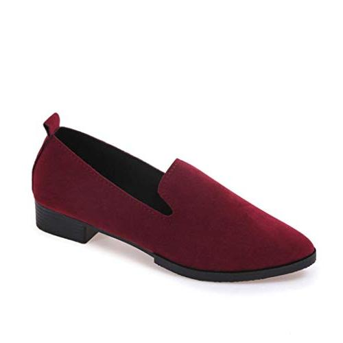 solid loafers