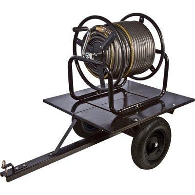 trailered hose reel