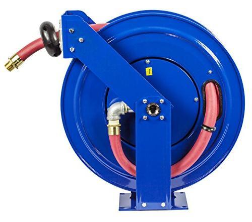 """Coxreels TSHF-N-635 Duty Spring Rewind Hose for fuel: 1"""" 35' fuel PSI"""