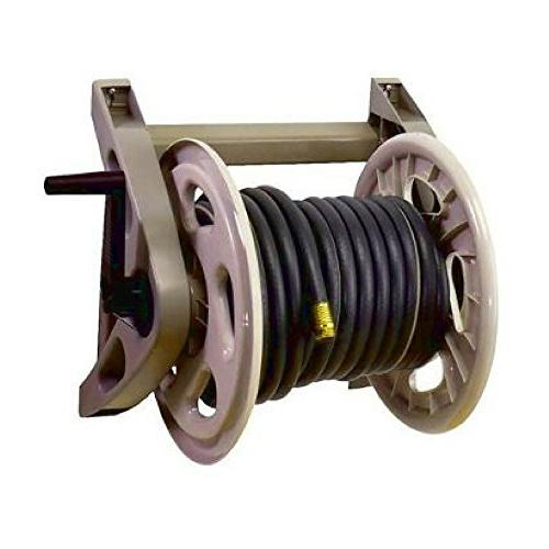 water hose reel wall mount