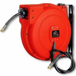 ReelWorks L705102A Plastic Retractable Air Compressor/Water