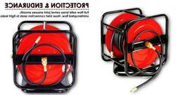 ReelWorks L815153HA Steel Retractable Air Compressor/Water H