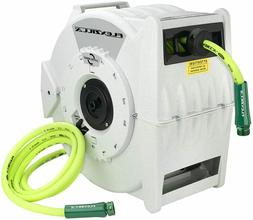 Legacy L8340FZ Retractable Water Hose Reel with Levelwind Te