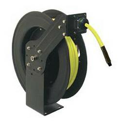 "Legacy Mfg. Co. 3/8"" X 50' Retractable Open Face Hose Reel L"