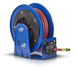 Coxreels LG-LP-320 Little Giant Series Hose Reel,Blue - 5 1/