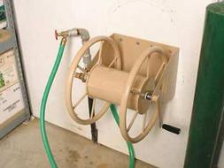 liberty 2lrk9 wall mount hose reel steel