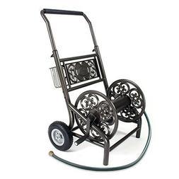 Liberty Garden 301 Never Flat 2-Wheel Decorative Garden Hose