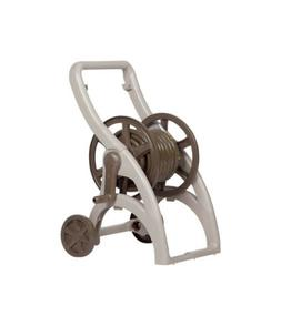 The AMES Companies, Inc 2418930 NeverLeak Poly Hose Cart wit