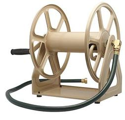 NEW Liberty Garden Products 709 Steel Hose Reel Wall/Floor M