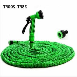 New Magic flexible Expandable Garden Hose reels +spray Gun G