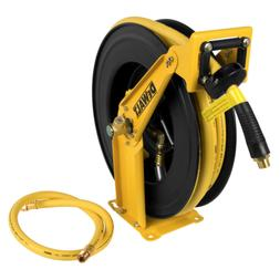 "DeWalt Open Double Air Hose Reel  1/2"" X 50'"
