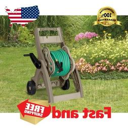 Suncast 175-ft CART HOSE REEL Garden Water Outdoor Storage D
