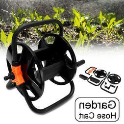 Portable Free Standing Hose Pipe Reel Holder Hose Garden Car
