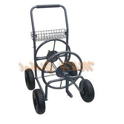 Portable Garden Water Hose Reel Cart with Wheels Reels 225 F