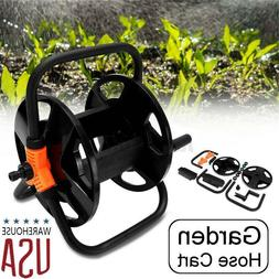 Portable Garden Water Pipe Hose Reel Cart Outdoor Patio Yard
