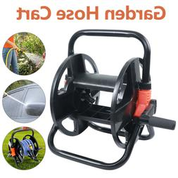 Portable Garden Water Pipe Hose Reel Cart Outdoor Patio Yard
