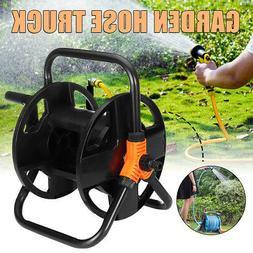 Portable Garden Water Pipe Hose Reel Cart Outdoor Cleaning I