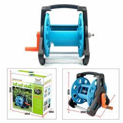 Portable Garden Watering Hose Reel Lawn Waterpipe Cart Stora