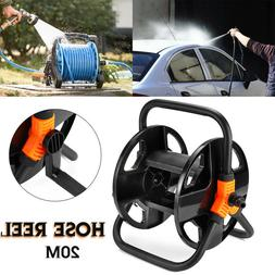 Portable Hose Reel Garden Water Planting Pipe Free Standing