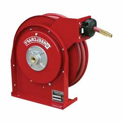 Reelcraft Premium Duty Compact Air/Water 1/4 in. Hose Reel