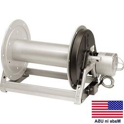 "PRESSURE WASHER & SPRAYER Electric Hose Reel - 300 Ft 3/8"" o"