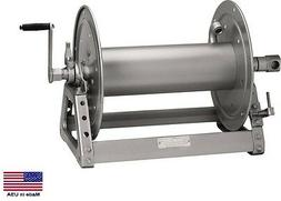 "PRESSURE WASHER & SPRAYER Manual Hose Reel - 22"" - for 5/8"""