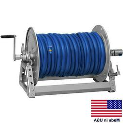 "PRESSURE WASHER & SPRAYER Manual Hose Reel - 400 Ft 3/8"" or"