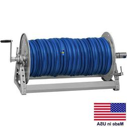 "PRESSURE WASHER & SPRAYER Manual Hose Reel - 600 Ft 3/8"" or"