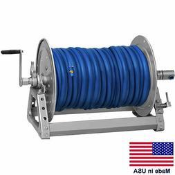 """PRESSURE WASHER & SPRAYER Manual Hose Reel - 400 Ft 3/8"""" or"""