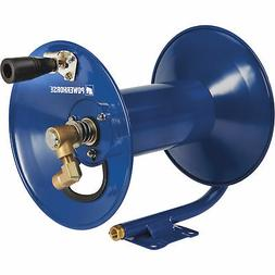 Powerhorse Pressure Washer Hose Reel -4000 PSI, 100ft. Capac