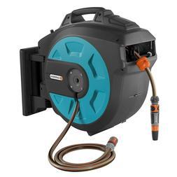 Hose Reel  Garden Lawn Watering Equipment Retractable 115-Fe