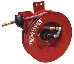 "Reelcraft 3/8"", 25 ft. Hose Reel, 300 psi Max. Pressure - 46"