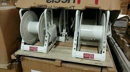 Hannay Reels C1516-17-18 Manual Rewind Storage Reel Hose/Cab