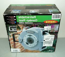 Legacy 58-Inch-by-50-Foot Retractable Garden Hose Reel L8346