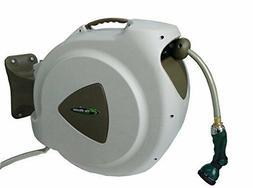 RL Flo-Master 65-Foot Retractable Hose Reel 65HR8 with 8 Spr