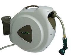 RL FloMaster 65HR8 Retractable Hose Reel 65 Feet Brown