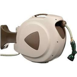 65hr8 retractable hose reel with 8 spray