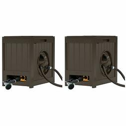 Suncast RSH125J 125 Foot Aquawinder Auto Rewind Water Powere