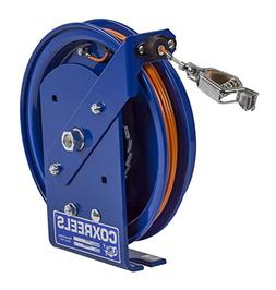 Coxreels SD-35 Spring Rewind Static Discharge Cable Reel: 35