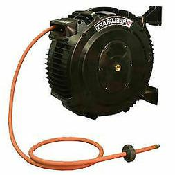 Reelcraft SGA3850 OLP Spring Retractable Composite Reel, 1/2