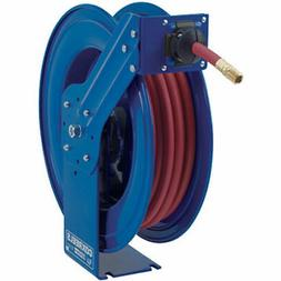COXREELS SHF-N-525 Hose Reel, 3/4 In, 25 ft. L, 300 psi, 150