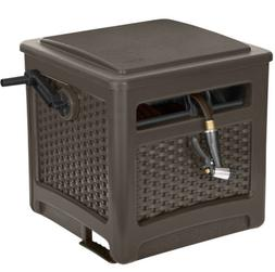 Hose Reel Water Garden Storage Outdoor Hideaway Home Patio Y