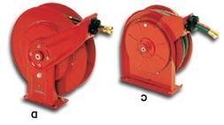 Reelcraft Spring-Driven Dual Oxygen-Acetylene Welding Hose R