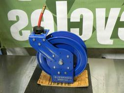CoxReels Spring Retractable Hose Reel 15 Ft. x 3/8 In. 300 P